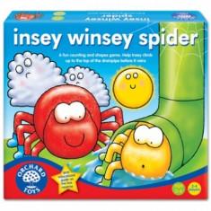 Joc Educativ - Cursa Paienjenilor (Insey Winsey Spider) orchard toys