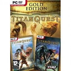 Titan Quest Gold Edition Pc - Jocuri PC Thq