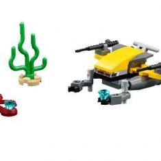 Lego® City Scuter De Scafandru 60090