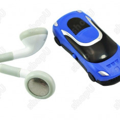Mini MP3 Player portabil sub forma de masina