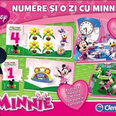 Compendiu Minnie Numere + O Zi Cu Minnie - 60205 Clementoni