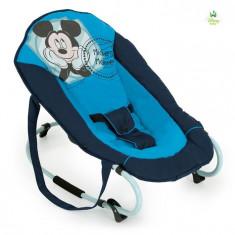 Set mobila copii - Sezlong Rocky Mickey Blue