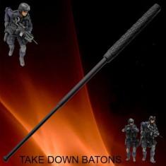 BASTON Telescopic Profesional. Made in SUA. Baston TakeDown Police.