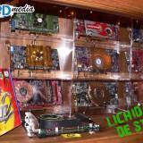 LICHIDARE STOC! PLACI VIDEO PCI-EX. 256MB NVIDIA SI ATI RADEON GARANTIE 6 LUNI!