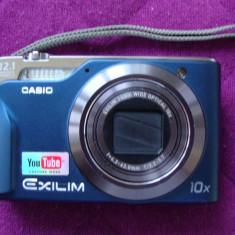CASIO Exilim EX-H10 nu iasa obiectivu afara - Aparat Foto compact Casio