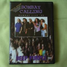 DEEP PURPLE - Bombay Calling '95 Live - DVD Original - Muzica Rock Eagle