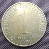 AUSTRIA 1 SHILLING 1996 km2886, Europa, An: 1980, Bronz