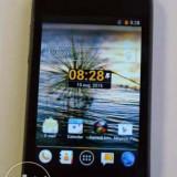 Telefon Alcatel, Negru, 4GB, Neblocat, Dual core, 512 MB - Vand Smartphon Orange Zali Kis Pro, nou.