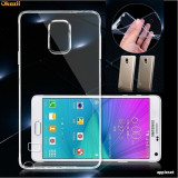 Husa Samsung Galaxy Grand Prime G530H TPU 0.3mm Fumurie, Transparent, Gel TPU, Carcasa, Fara snur