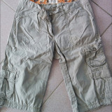 Haine Copii peste 12 ani, Pantaloni, Unisex - Pantaloni de vara, tip bermude, marimea 36, XS, unisex, marca H&M, 12-15 ani