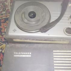 Pickup audio - Pick up telefunken defect