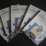 JAMIE OLIVER - INTOARCEREA BUCATARULUI CARE SE DEZBRACA DE SECRETE 5 volume, Curtea Veche