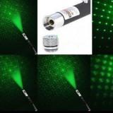 Laser verde 2000mW 532 nm GREEN LASER POINTER+CAP 3d