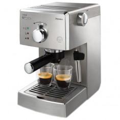 Espressor automat - Espressor cafea Philips HD8427/19 1050W 1.25 litri Inox