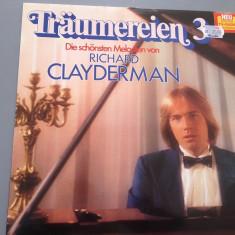 RICHARD CLAYDERMAN - BEST OF VOL 3 (1981 /DECCA REC/ RFG) -VINIL/VINYL/IMPECABIL - Muzica Clasica decca classics