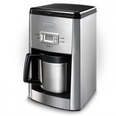 Vand aparat cafea marca delonghi programare pt a 2 zii a cafelei o gasiti gata - Espressor automat Delonghi, Cafea macinata, 5 bar, Peste 2 l, 1000 W