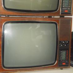 Vintage - Televizor Diamant Alb negru