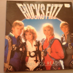 BUCKS FIZZ - ARE YOU READY (1982/ RCA REC/ RFG) - DISC VINIL /IMPECABIL/VINYL - Muzica Dance rca records