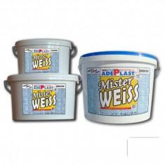 Vopsea auto - Vopsea alba pentru interior Mister Weiss - 3 L