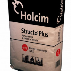 Ciment Structo Plus - 40 kg