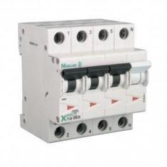 Siguranta automata modulara Moeller-Eaton PLSM-D13/3N curba D - 10 kA - Electromagneti