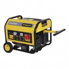 Generator de curent Stanley - SG6500 - Generator curent