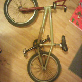 Bicicleta BMX We The People adusa din germania