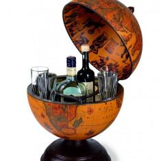 Glob pamantesc de birou cu suport pentru bauturi - Classic