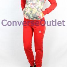Trening dama ADIDAS - Model nou, deosebit - Culori diverse - Livrare GRATUITA, Marime: XL, XXL, Culoare: Rosu