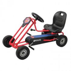 Go Kart Lightning Superman - Kart cu pedale Hauck
