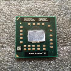 AMD Athlon II Dual Core Mobile P320 AMP320SGR22GM 2, 1GHZ SOCKET S1G4 - Procesor laptop AMD, 2000-2500 Mhz, Numar nuclee: 2