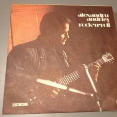 Muzica Rock electrecord, VINIL - ALEXANDRU ANDRIES - ROCK'N'ROLL - 1986/ELECTRECORD - DISC VINIL/IMPECABIL/NOU