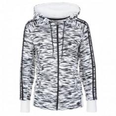 BLUZA ADIDAS ESS THEHOODYAOP COD AB5914 - Bluza dama Adidas, Marime: M, Culoare: Alb