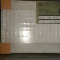 Calorifer Manaut 450 X 600 X 100, Din otel