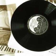 Disc vinil ( vinyl, pick-up ) - Ludwig van Beethoven - sonate !!!! - Muzica Clasica