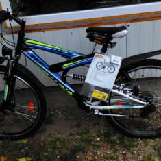 Mountain Bike, 20 inch, 26 inch, Numar viteze: 21 - Biciclete MTB Prophete Rex, noi import Germania