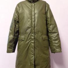 Geaca SUPERGA cu puf - Geaca dama, Marime: L/XL, Culoare: Verde