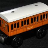 Wooden trenulet jucarie Thomas - CLARABEL locomotiva din lemn cu magnet - NOU - Trenulet de jucarie, Unisex