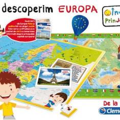 Joc Educativ - Sa Descoperim Europa Clementoni