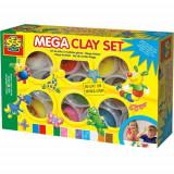 Set Plastilina Mega Clay