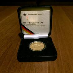 Moneda de aur - Germania 100 EURO 2004 Stadt Bamberg - Patrimoniu UNESCO, Europa