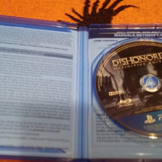 Dishonored Definitive edition PS4 - Jocuri PS4, Role playing, 18+, Single player