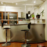 Bar deosebit living / sufragerie / bucatarie