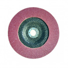 Prosop baie - Disc lamelar GA12580 Stern, granulatie 80, 125 mm