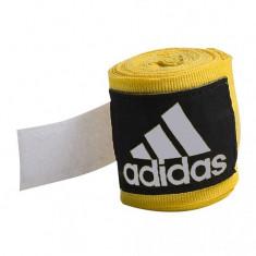 Bandaj pentru box Adidas 2.55m galben - Accesorii box