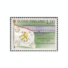 Finlanda 1979 - 200th academia militara, neuzata