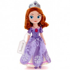 Figurina Desene animate Disney - Papusa De Plus Sofia The First 36 Cm