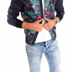 Geaca barbati - Geaca tip ZARA primavara - vara - IMPRIMEU FLORAL - geaca fashion - 6211