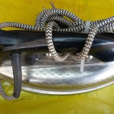 FIER DE CALCAT CU SAMOTA ELECTRO MURES MODEL ELEGANT 450 W, NEFOLOSIT !