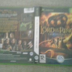 Jocuri Xbox, Actiune, 12+, Multiplayer - The Lord of the rings - The third age - XBox Clasic - Comp xBox 360 (GameLand )